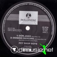Pet Shop Boys - Domino Dancing [12'' Vinyl 1988]
