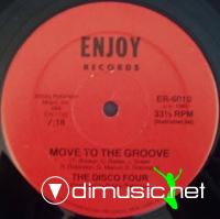 The Disco Four - Move To The Groove [12'' Vinyl 1980]