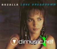 Rozalla - Love Breakdown [Maxi Single 1992]