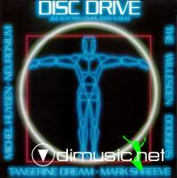 Various -Disc Drive - Jive Electro Compilation Album [1985]