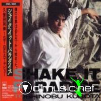 TOSHINOBU KUBOTA - SHAKE IT PARADISE