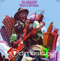 Bo Diddley - Where It All Began.(1972)