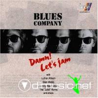 Blues Company-Damn! Let's Jam (1991)