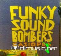 Casiopea - Funky Sound Bombers  1987