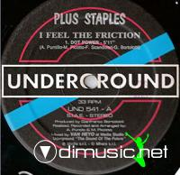 Plus Staples - I Feel The Friction