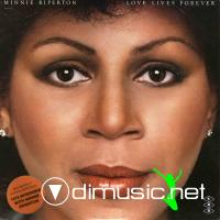 Cover Album of Minnie Riperton - Love Lives Forever (1980)