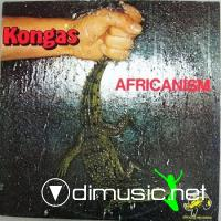 Kongas - Africanism (1977)