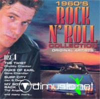 1960's Rock 'N' Roll Collection CD 1