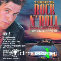 1960's Rock 'N' Roll Collection CD 2