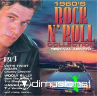 1960's Rock 'N' Roll Collection CD 3