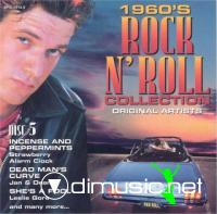 1960's Rock 'N' Roll Collection CD 5