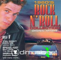 1960's Rock 'N' Roll Collection CD 7