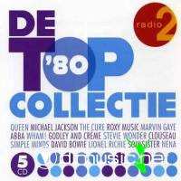 VA - Radio 2 - De Topcollectie 80 (5CD) 2009