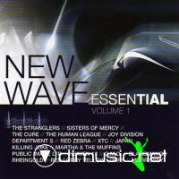 Various - Essential New Wave - Volume 1-5