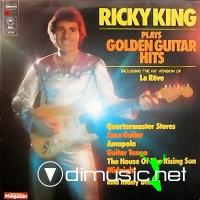 Ricky King - Plays Golden Guitar Hits - 1976