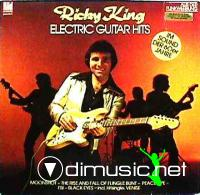 Ricky King - Electric Guitar Hits - 1980
