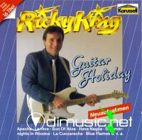 Ricky King - Guitar Holiday - 1987
