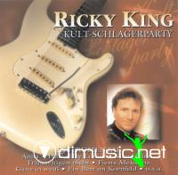Ricky King - Kult-Schlagerparty - 1998