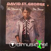 David St. George - 1985 - The Voice Of Dr. Dave