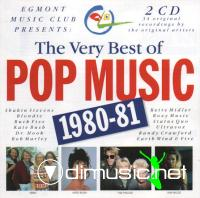 Various - The Very Best Of Pop Music 1980-81