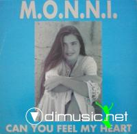 M.O.N.N.I. - Can You Feel My Heart