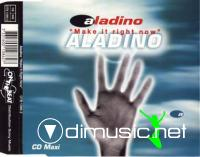 Aladino Feat. Taleesa - Make It Right Now