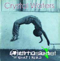 Crystal Waters-1994-Ghetto day [7inch]