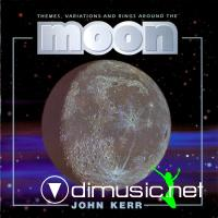 Cover Album of John Kerr - Moon - 1998
