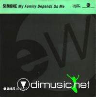 Simone-1991-My family depends on me [7inch]