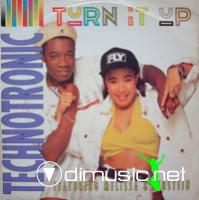 Technotronic feat. Melissa and Einstein-1990-Turn it up [12inch]