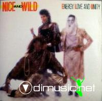 Nice & Wild - Energy, Love And Unity (Lp 1987)