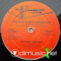 The New Jersey Connection - Love Don't Come Easy