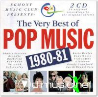 VA – The Very Best Of Pop Music 1980-81