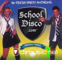 VA - School Disco.Com - Spring Term