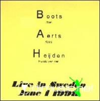 Ron Boots - B.A.H. - Live In Sweden, June 1 1998