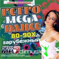 Retro Mega Dance 80-90x (2009)