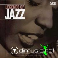 V.A. Legends Of Jazz 5CD