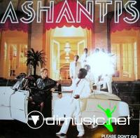 Ashantis - Please don't go (1984)