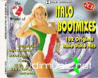 Various - The World Of The Italo Bootmixes.2CD [WAV]