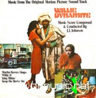 J.J JOHNSON 1974 - willie dynamite