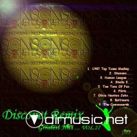 Disconet Remix Greatest Hits Vol 1-Vol 27