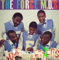 Force M.D.'s - Love Letters  1984