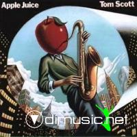 Tom Scott - Apple Juice (Vinyl, LP, Album) 1981