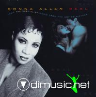 Donna Allen - Real - Maxi Single - 1994