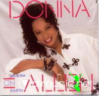Donna Allen - Heaven On Earth - 1988