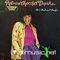 "Patryce ""Choc'let"" Banks - She's Back And Ready...  1980"