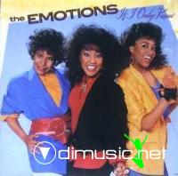 The Emotions - If I Only Knew (1985)