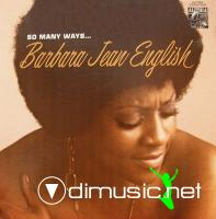 Barbara Jean English - So Many Ways (1972)