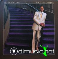 Rockie Robbins - I Believe In Love (Vinyl, LP, Album) 1981