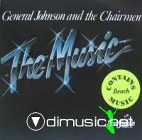 General Johnson & The Chairmen - The Music   1987